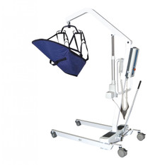 Electric Patient Lift with Removable Rechargeable Battery - 13242