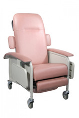 Clinical Care Rosewood Geri Chair Recliner - d577-r
