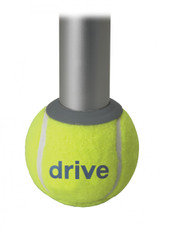 Walker Rear Tennis Ball Glides with Additional Glide Pads - 10121
