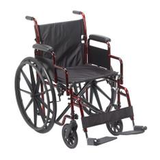 Rebel Lightweight Wheelchair - rtlreb18dda-sf
