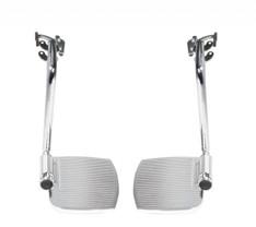 Swing Away Footrest for Sentra EC Heavy Duty Extra Wide - ph-sf