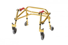 Tyke Nimbo Rehab Lightweight Golden Yellow Posterior Posture Walker - ka 1200n