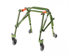 Junior Nimbo Rehab Lightweight Lime Green Posterior Posture Walker - ka 2200n