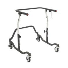 Adult Black Posterior Safety Roller - ce 1200 bk