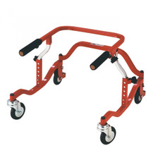 Tyke Red Posterior Safety Roller - pe tyke 1200