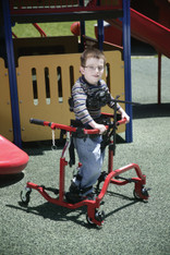 Pediatric Comet Red Anterior Gait Trainer - co 2100
