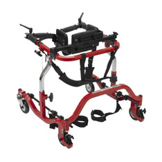 Tyke Star Red Posterior Gait Trainer - sr 3200