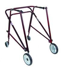 Non-Swivel Front Wheels for Nimbo - ka 8100