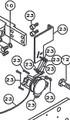 Replacement parts for the CMC PT-130 Tilt Trim Unit