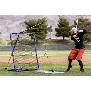SwingAway Pro Traveler Hitting System