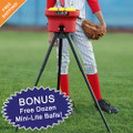 Heater Crusher Curve Mini Lite-Ball Pitching Machine