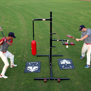 Institutional Power Zone Hitting Station By Muhl Tech