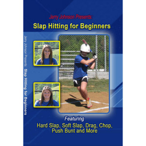 Fastpitch Slap Hitting for Beginners DVD Cover