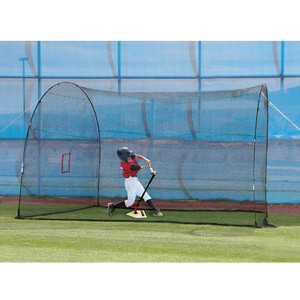 12 Ft. Mini & Lite Ball Home Batting Cage