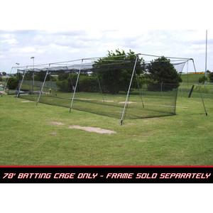 70x12x12 #36 Batting Cage Net - Cimarron