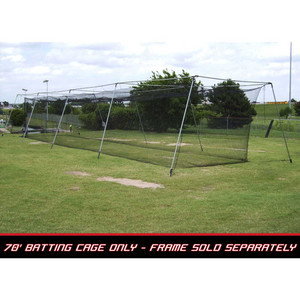 70x14x12 #36 Batting Cage Net - Cimarron