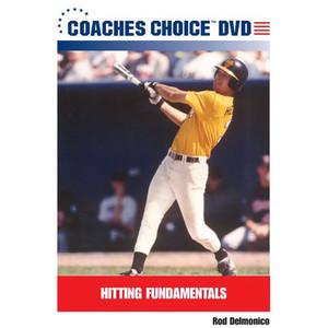Hitting Fundamentals DVD by Rod Delmonico