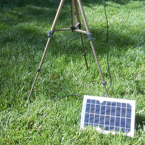 Personal Pitcher Solar Power Adapter