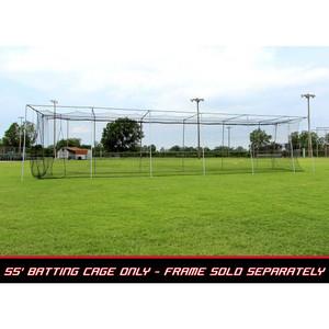 55x12x12 #24 Batting Cage Net - Cimarron