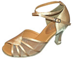 Lady's ballroom shoe
