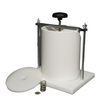 Six Gallon Capacity Cheese Press