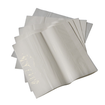 White Mold Ripened Wrapping 2-ply Sheets-10x10 in.- 25 pak