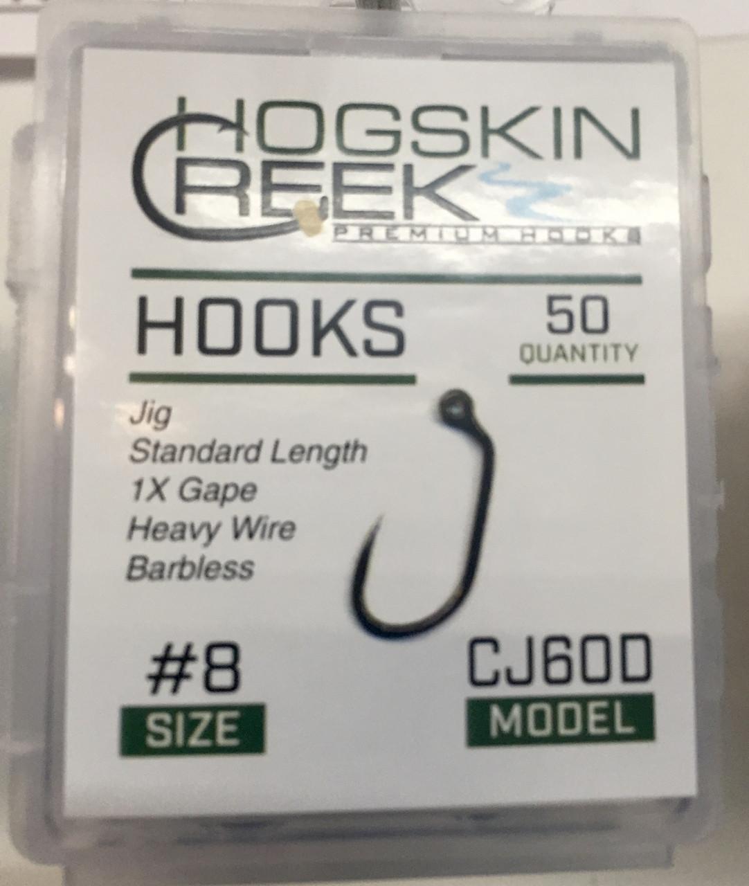 Hogskin CreekCompetition Jig Hook CJ60D