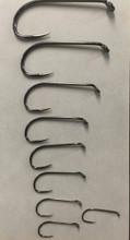 Streamer/Wooly Bugger/Heavy Wire/ Wide Gape/ Bigger Eye SSC-839