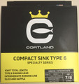 Compact Sink Type 6 fresh/salt water streamer line