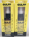 Gulff Classic is the best option for small fly body building and general nymph bonding. Recommend for larvaes, pupas, nymphs, scuds and small detail bonding.  One of the best clear UV resins in the market.   Always tack-free and crystal clear finishing Cures in few seconds (3-4 seconds) Manufactured by using G2 high quality resin materials.   How to use: make thin layers and cure 3s. Wait for 5s. until you touch the fly.