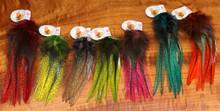 UV2 Coq de Leon Perdigon Fire Tail Feathers (7 Colors)
