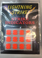 Smaller Lightning Strike indicators for midges