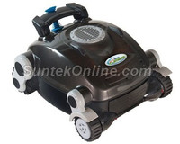 Nitro NC51 Wall Climber In-Ground Pool Cleaner w/ Caddy Cart