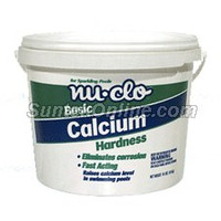 Nu-Clo Basic Calcium Hardness 10lbs