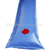 8'  Blue Single Water Bag Heavy Duty