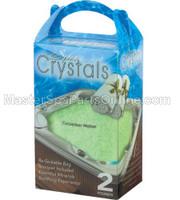 Cover Valet Cucumber Melon Spa Crystals 2 lb