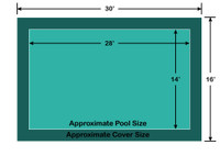 Loop-Loc Pool Cover Diagram