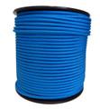 "CBKnot 3/16"" Stiff Polyester Halter Cord - Blue"