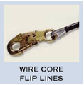 New England Wire core Flip Lines