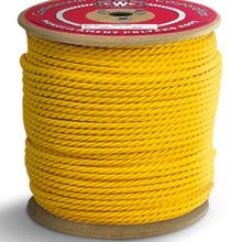 3 strand polypropylene yellow