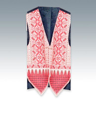 POINTED VEST