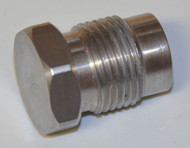 Used - Stainless Steel Din Plug - Solid Version