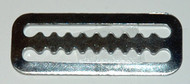 "2"" S/S Serrated Keeper"