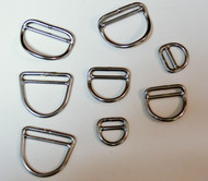 Used - Harness D-Rings