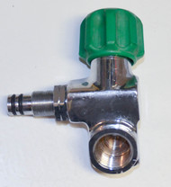 Used - Dive Rite H - Valve Side - Fits Dive Rite/Thermo