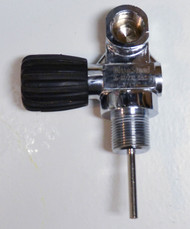 Used - Blue Steel 200 Bar Tank Valve