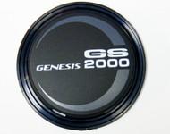 Black -Replacement Cover for Genesis Regulators - GS2000/Atlas