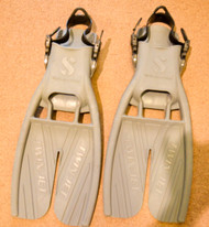 Used - Scubapro Twin Jet Fins  - Large