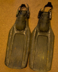 Used - US Divers Blades  Fins - XL