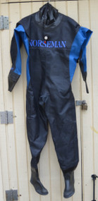 Used - DUI Norseman Triliam Drysuit - Small